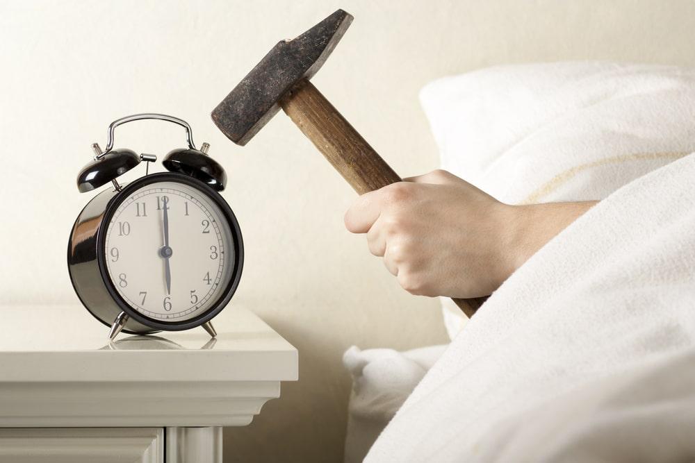 müde am morgen ohne energie